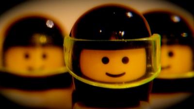 lego spacemen